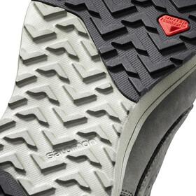 Salomon Utility CS WP Shoes Men beluga/black/green sulphur